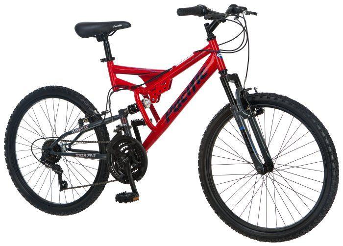 Chromium 24 Boys Dual Suspension Mountain Bicycle/Bike  241128P