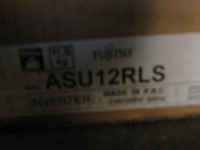 Ductless Air Conditioner / Heat Pump 25 SEER 12,000 BTU 1 Ton