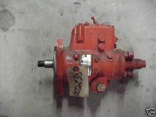 JOHN DEERE REMAN RE29200 FUEL INJECTION PUMP FOR 4239 ENGINE
